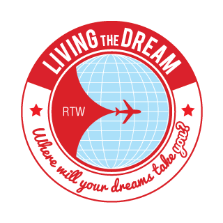 Living the Dream Logo