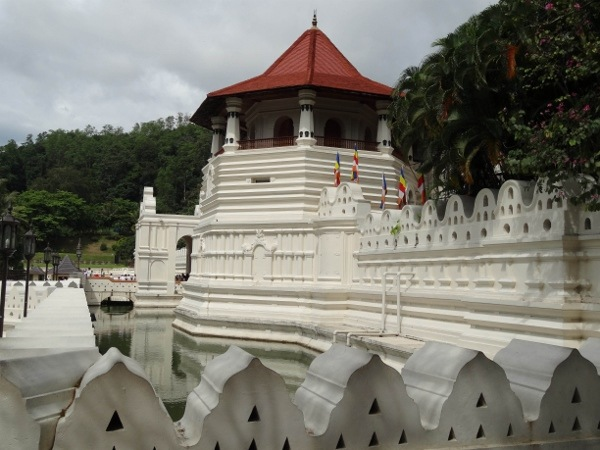 Temple of the Tooth, Sri Lanka