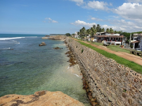 Galle Coastline, Sri Lanka