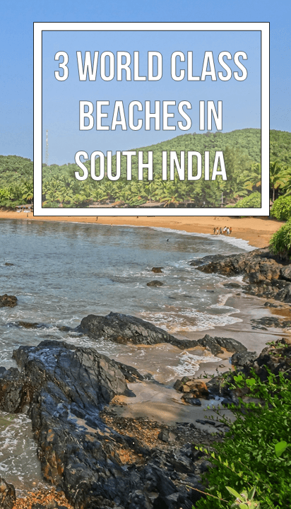 Beaches of Southern India on Pinterest