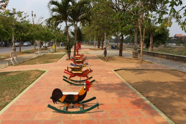 Park for Kids in Cambodia