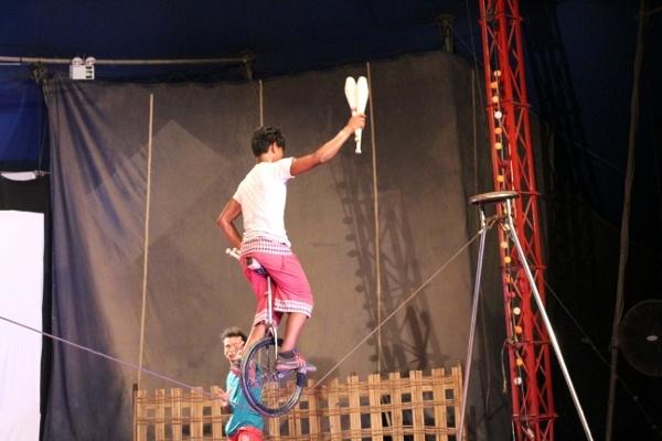 Phare Circus in Cambodia