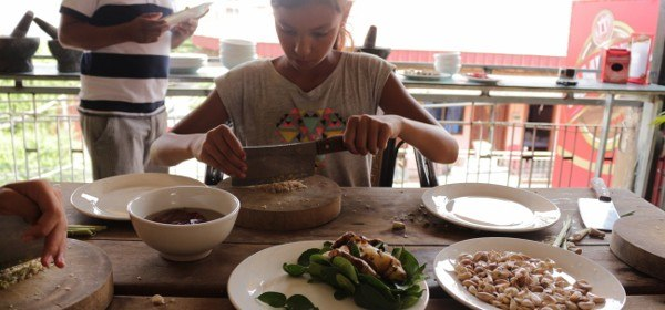 Cooking Class with a Khmer Chef in Battambang, Cambodia