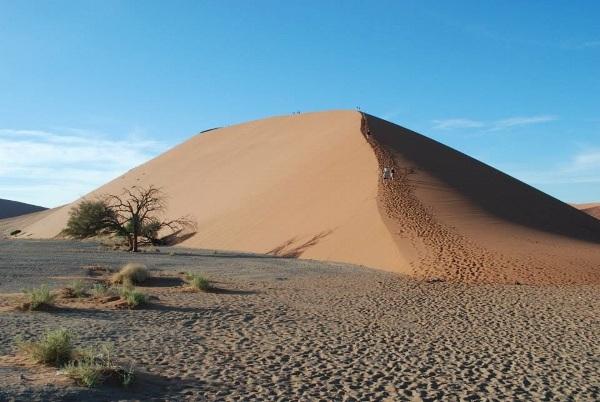The Start of Dune 45