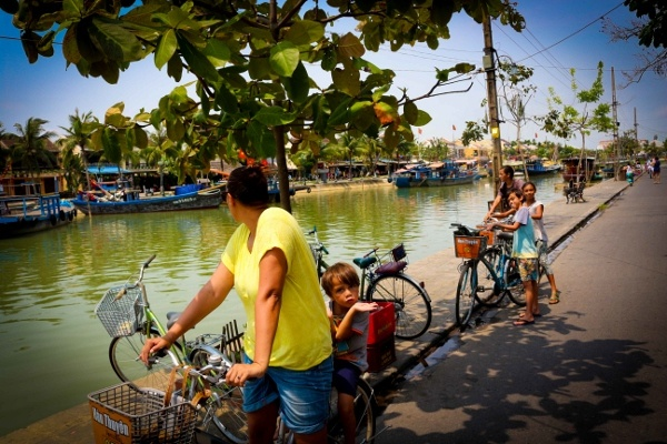Bike Tour in Hoi An, Vietnam