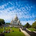 Sacre Coeur in Paris, France