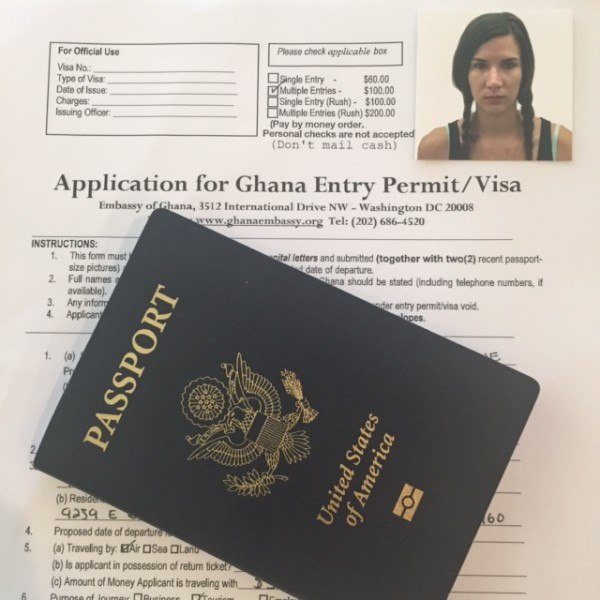 The Case of the Missing Passport