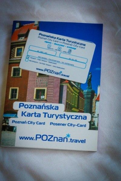 Cheap Poznan City Cards!