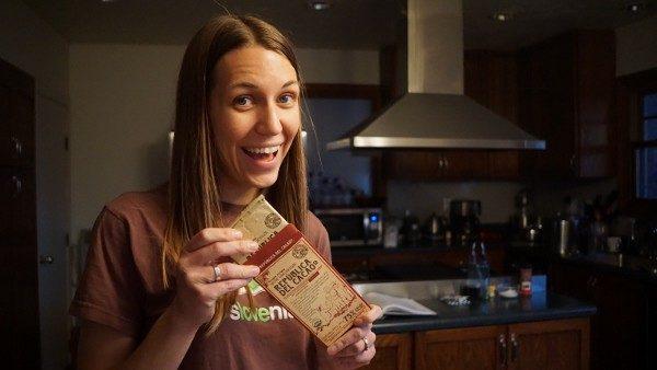 Angie's favorite Ecuadorian chocolate