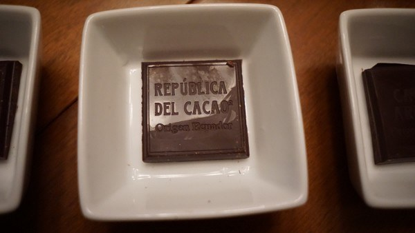 Republica del Cacao Chocolate