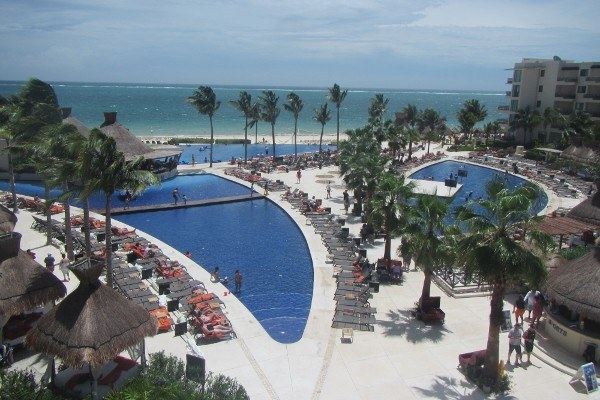 Resort in Mexico