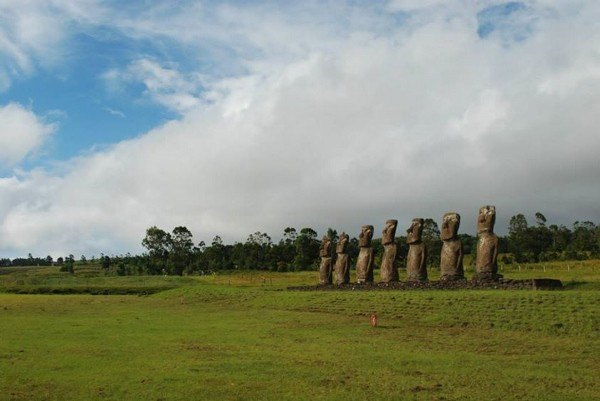 Grab a stay at Easter Island hotels to check out the Moai