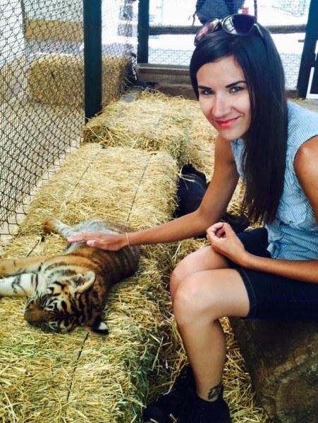 Lujan Zoo in Argentina