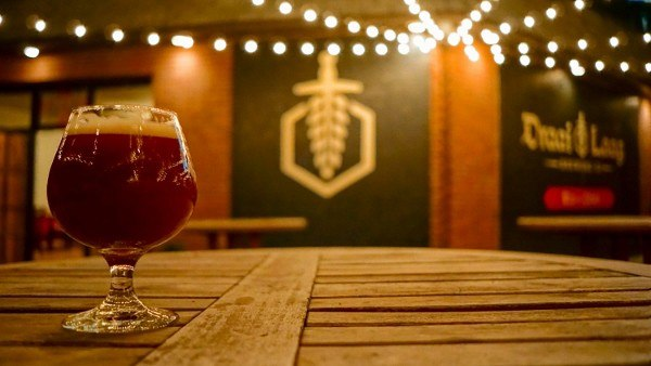 Draai Laag Brewery in Pittsburgh