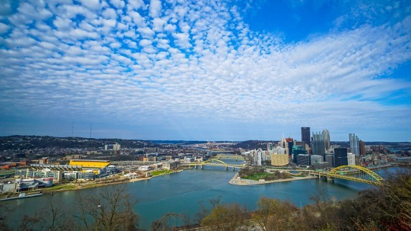 Pittsburgh from 12mm