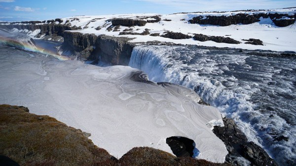Europe's Most Powerful Waterfall - Dettifoss