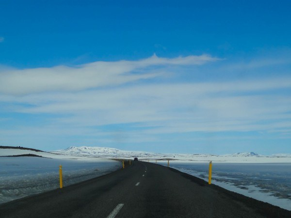 Driving Ring Road Iceland is a Whole Lot of This