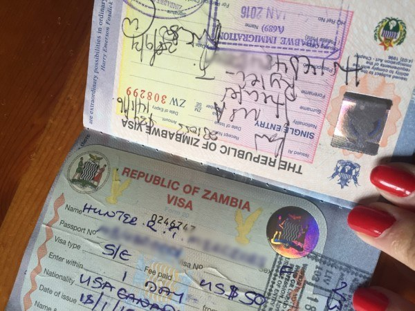 Africa Visas
