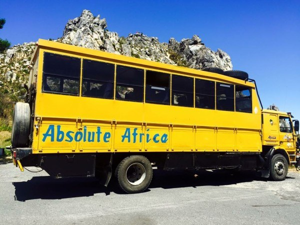 Absolute Africa Bus