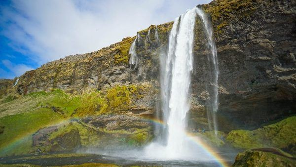 Waterfalls in Iceland - you want to be at your best for this one.