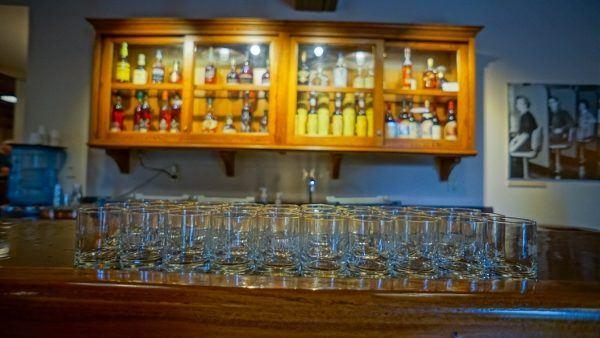Tasting Room at Buffalo Trace