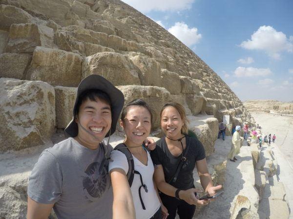 Kendrick in Egypt