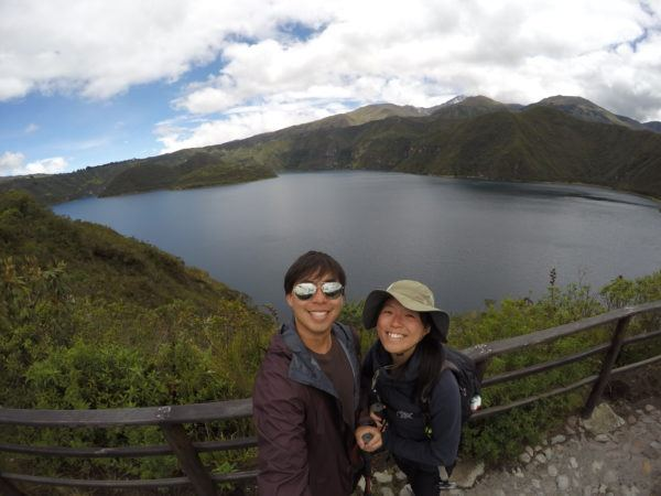 Hiking the Cuicocha Crater Lake