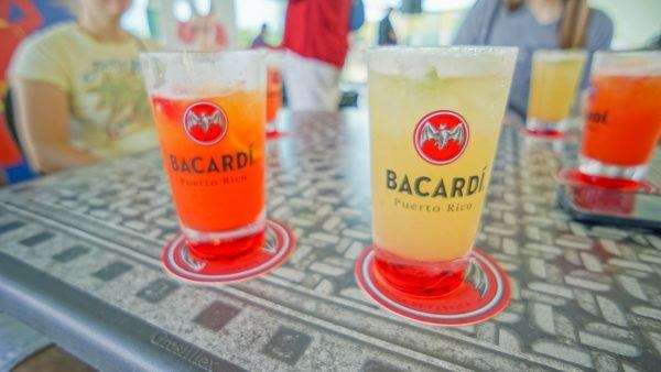 Bacardi Rums in Puerto Rico, offering the best sipping rum