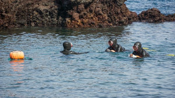 Free Diving Women of Jeju