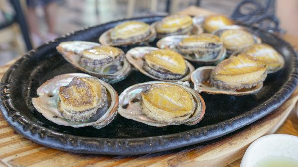 Abalone on Jeju