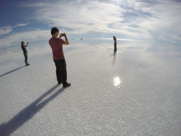 Salt Flats, Bolivia is worth a visit