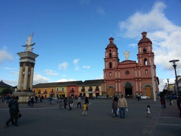Quito to Bogota
