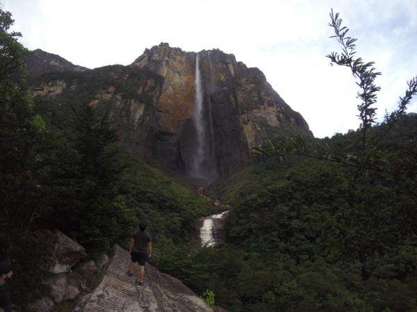 Trek to Angel Falls