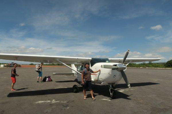 Trek to Angel Falls, Venezuela
