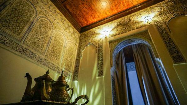 Moroccan Hamam Experience