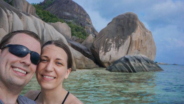 Seychelles Selfie