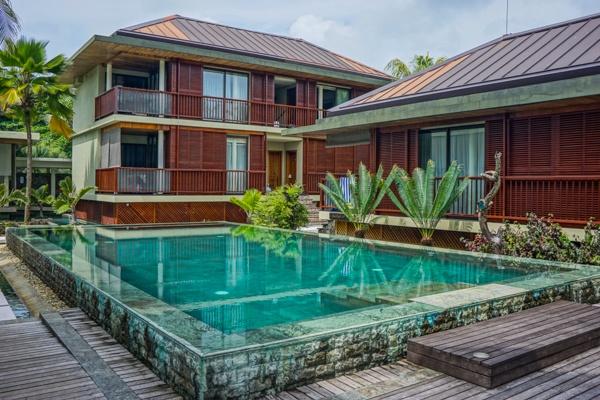 Seychelles hotel
