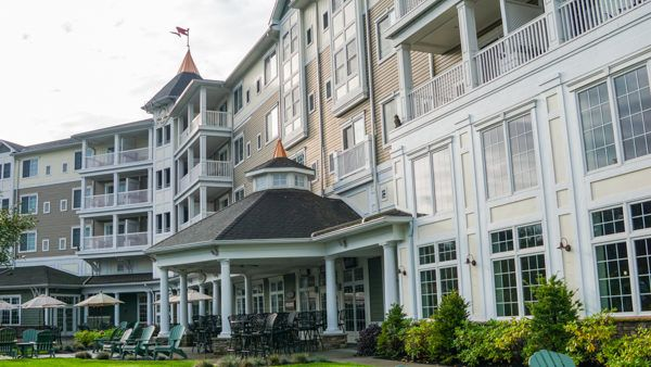 Watkins Glen Harbor Hotel on Seneca Lake
