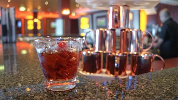 Cocktails on the Norwegian Jewel