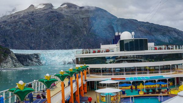 Cruise in Glacier Bay