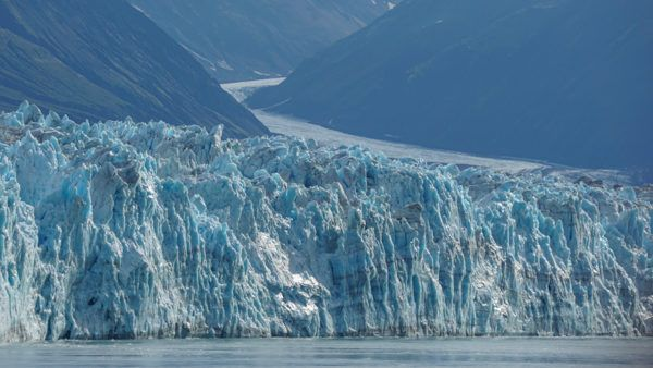 Beautiful Alaskan Glaciers