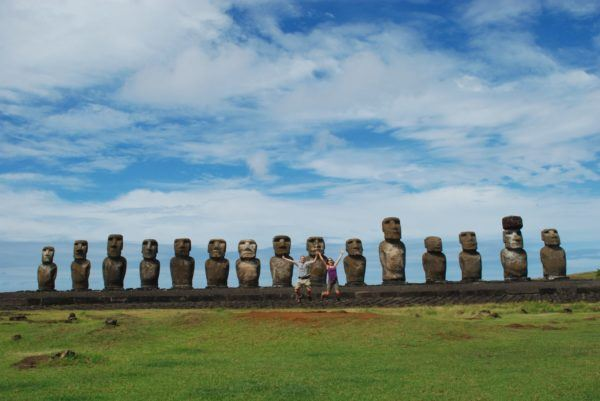 Travel Blogging in Easter Island