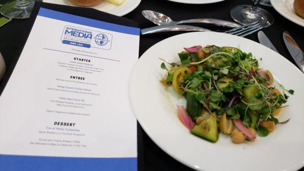 Lunch Included at IMM