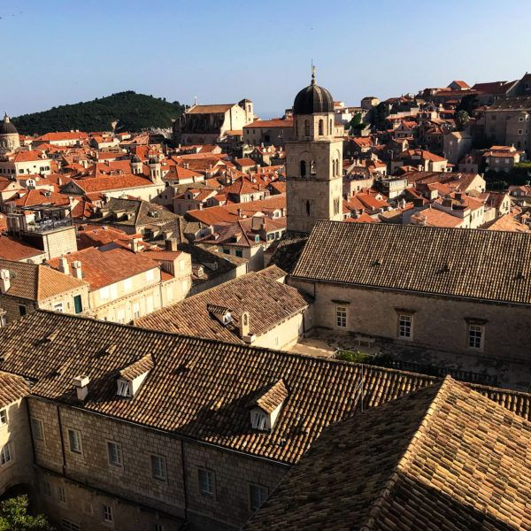 Old Towns in the Dalmatian Coast- Dubrovnik