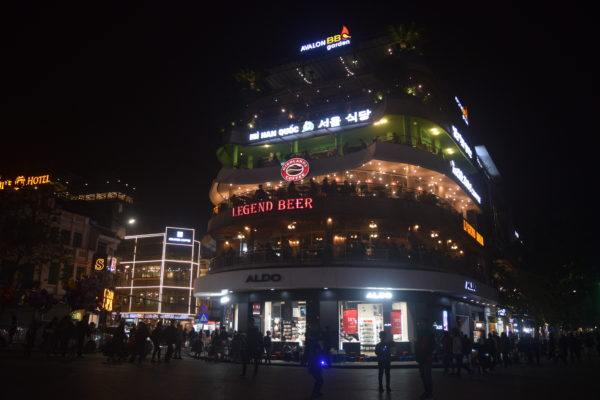 Things to Do in Hanoi- Legend Beer