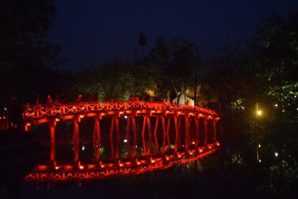 Jade Mountain Bridge Hanoi