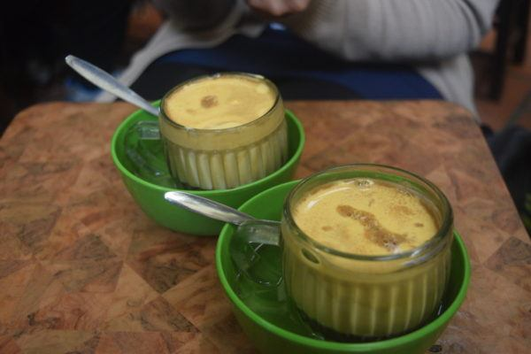 Egg Coffee in Giang Cafe