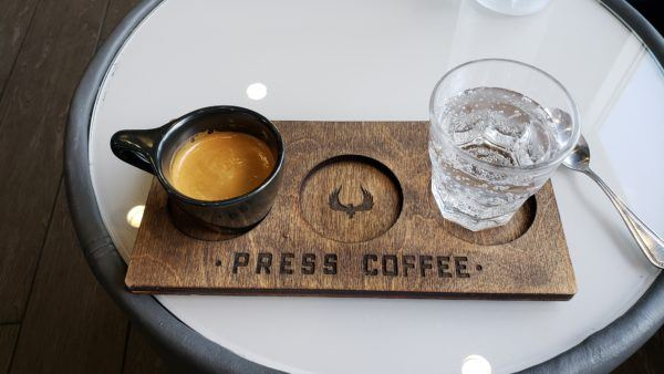 Press Coffee in Tempe