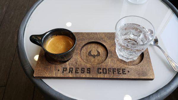 Press Coffee in Tempe