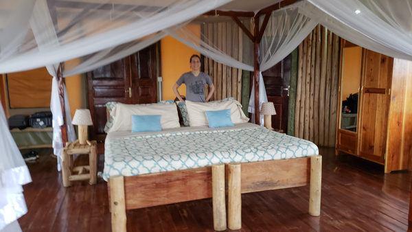Premium Lodge in Uganda